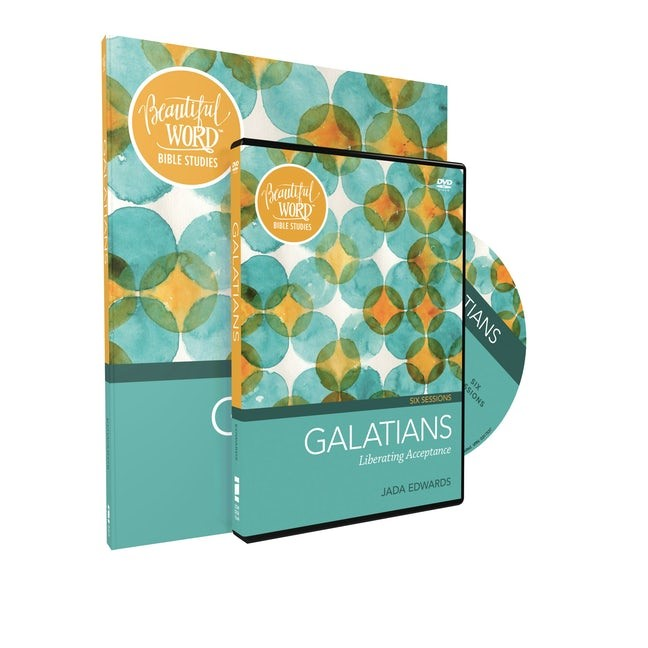Galatians Study Guide with DVD (Kit)