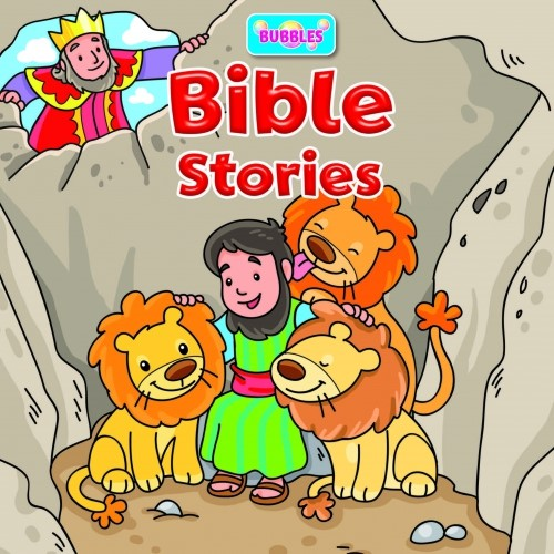 Bubbles: Bible Stories (Bath Book)
