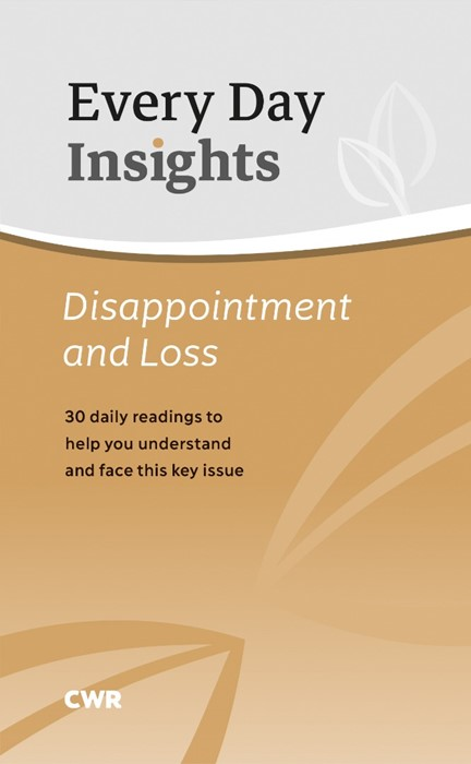 Every Day Insights: Disappointment and Loss (Paperback)