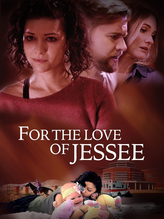 For the Love of Jessee DVD (DVD)