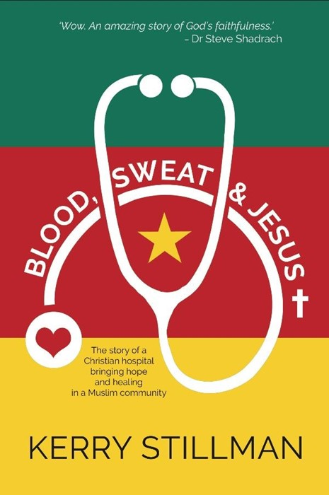 Blood, Sweat and Jesus (Paperback)