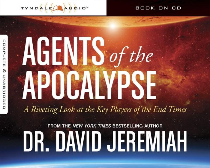 Agents Of The Apocalypse (CD-Audio)