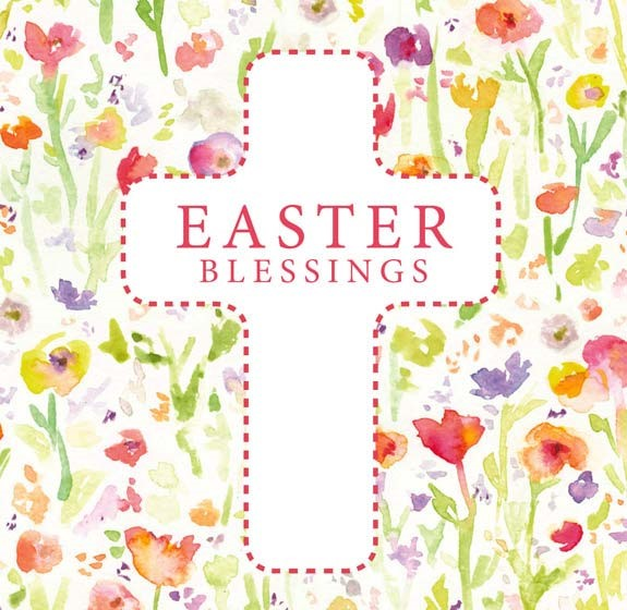 Easter Blessing Cards (pack of 5) (Cards)