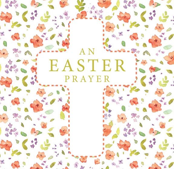 Easter Prayer Cards (pack of 5) (Cards)