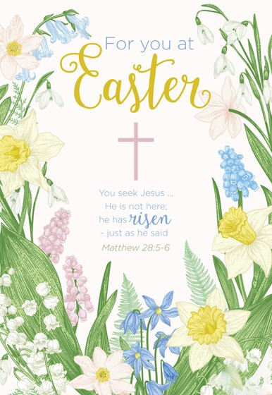Easter Cards (pack of 5) (Cards)