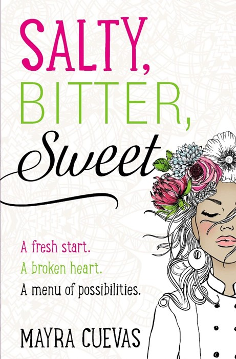 Salty, Bitter, Sweet (Hard Cover)