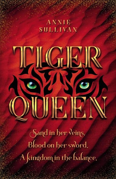 Tiger Queen (Paperback)