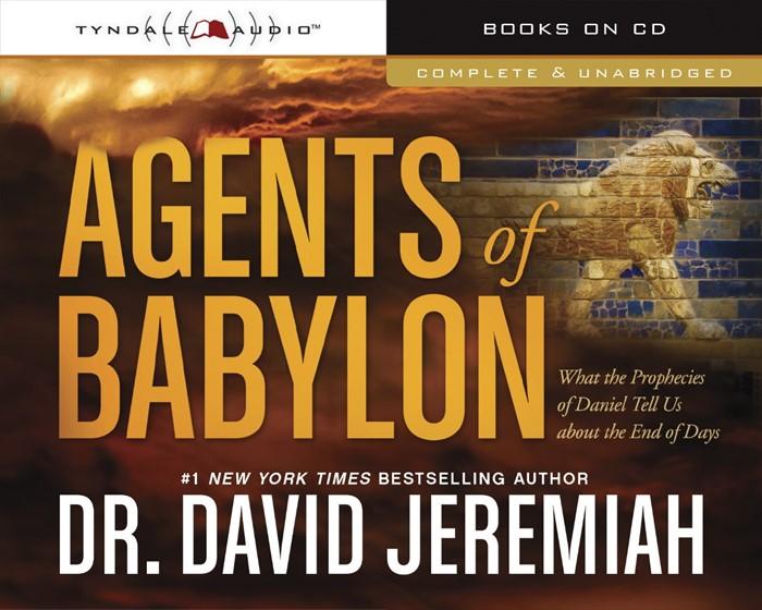 Agents Of Babylon (CD-Audio)