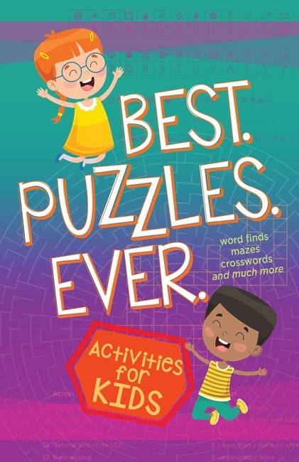 Best Puzzles Ever (Paperback)
