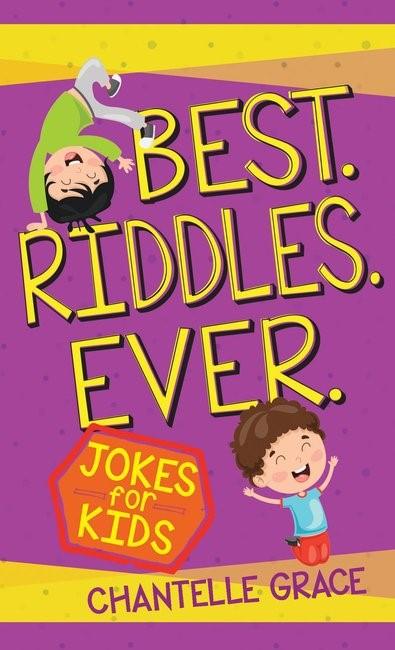 Best Riddles Ever (Paperback)