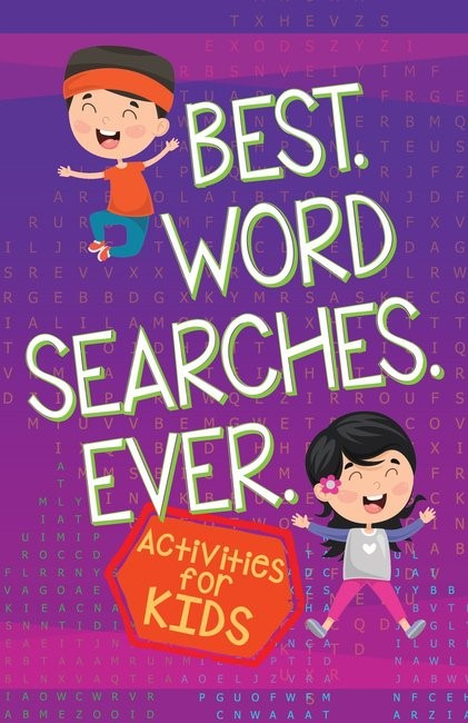 Best Word Searches Ever (Paperback)