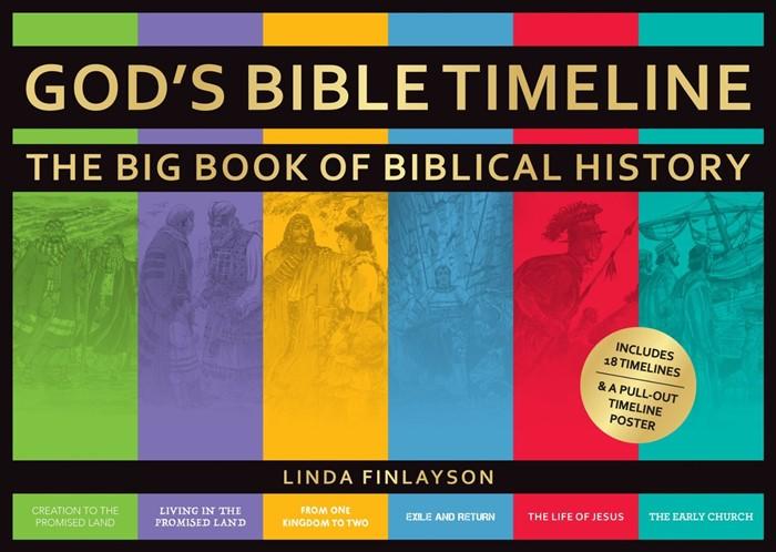 God's Bible Timeline (Hard Cover)