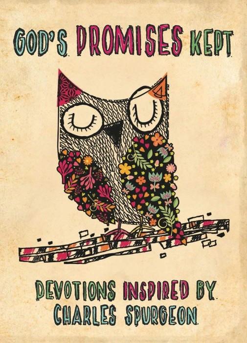 God's Promises Kept (Hard Cover)
