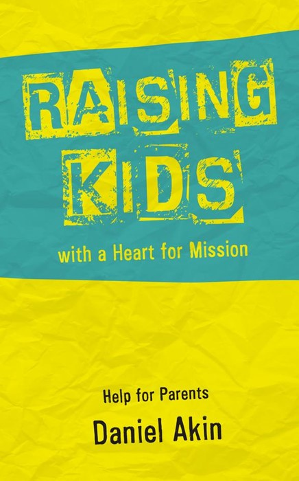 Raising Kids with a Heart for Mission (Paperback)