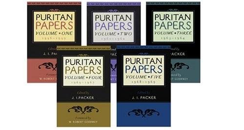 Puritan Papers, Volume 1-5 (Paperback)