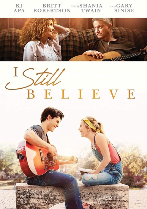 I Still Believe DVD (DVD)