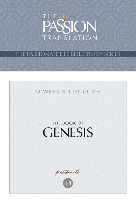 The Passion Translation Book of Genesis (Paperback)