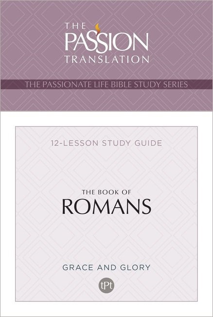 The Passion Translation Book of Romans (Paperback)