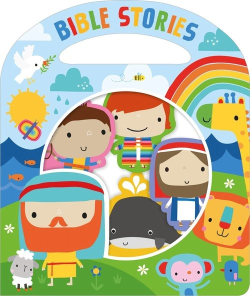 Busy Windows: Bible Stories (Board Book)