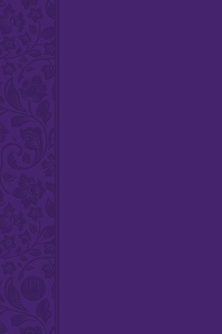 Passion Translation New Testament 2020 Edition, Purple (Imitation Leather)