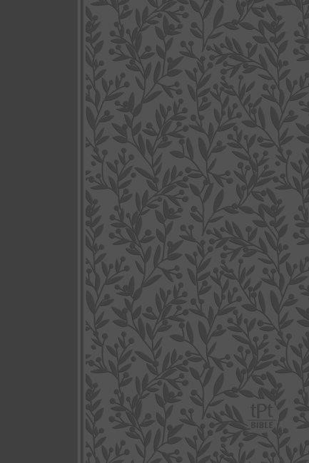 Passion Translation New Testament 2020 Edition, Grey (Imitation Leather)