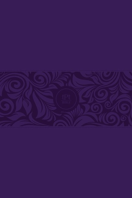 Passion Translation NT 2020 Edition, Purple, Large Print (Imitation Leather)