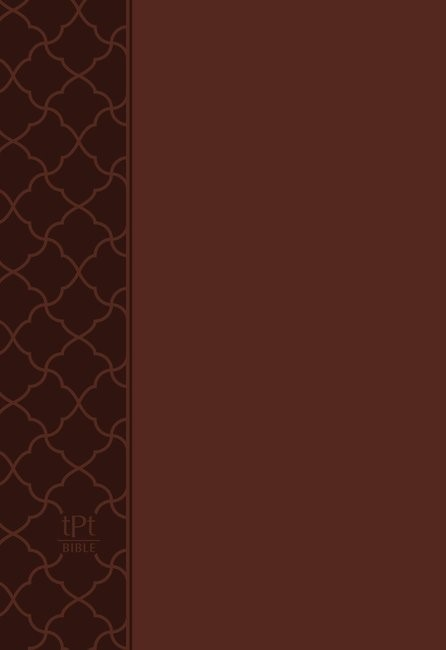 Passion Translation NT 2020 Edition, Brown, Compact (Imitation Leather)