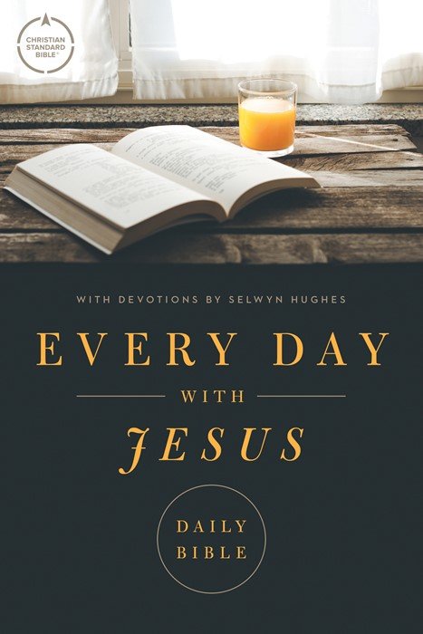 CSB Every Day with Jesus Bible (Paperback)