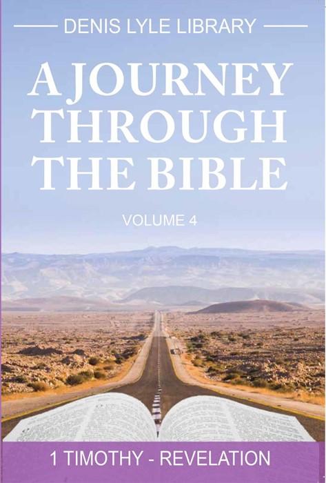 Journey through The Bible, Volume 4 (Paperback)