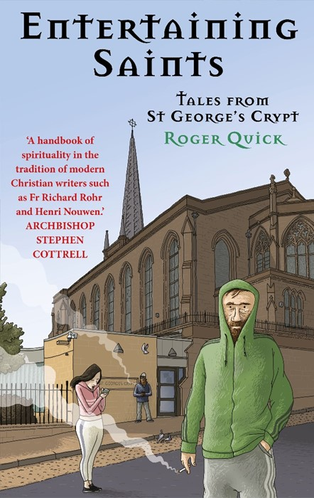 Entertaining Saints (Paperback)