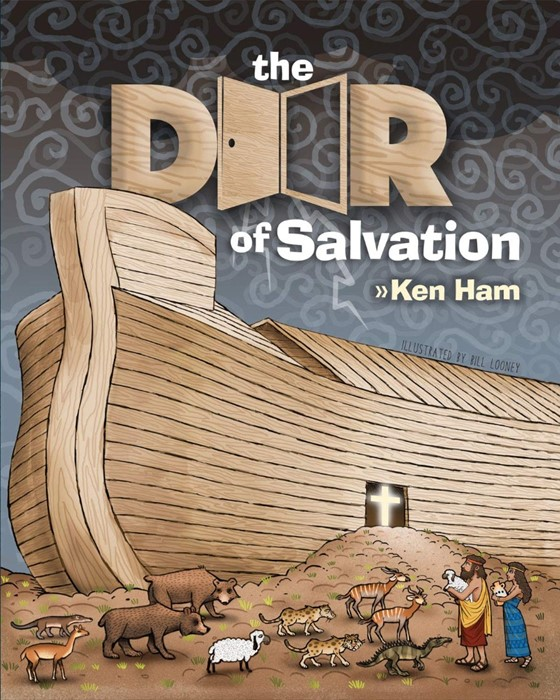 The Door of Salvation (Hard Cover)