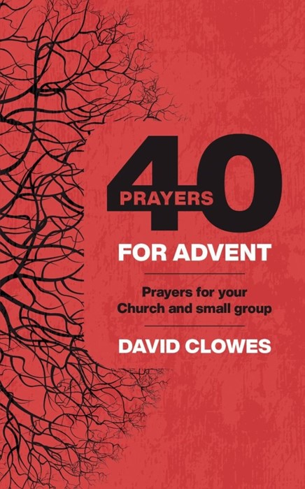 40 Prayers for Advent (Paperback)