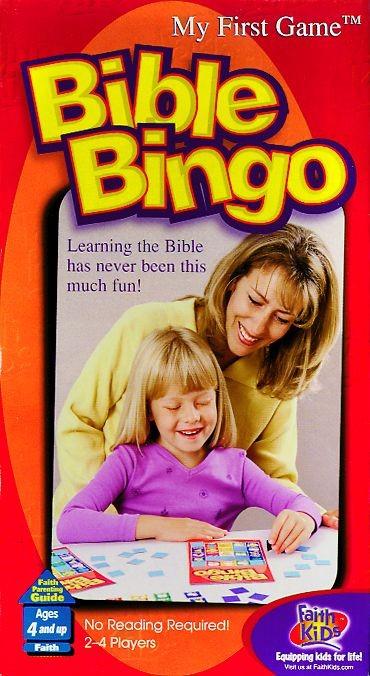 Bible Bingo (Game)
