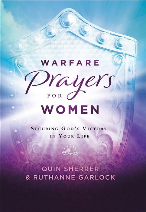Warfare Prayers for Women (Hard Cover)