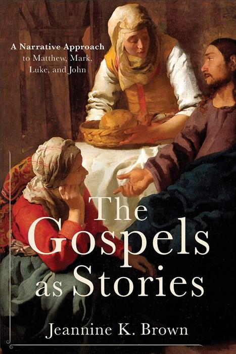 The Gospels as Stories (Paperback)