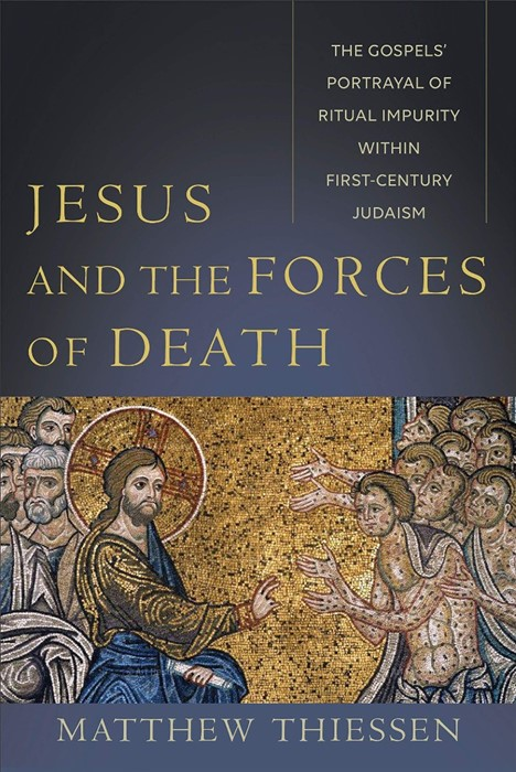 Jesus and the Forces of Death (Hard Cover)