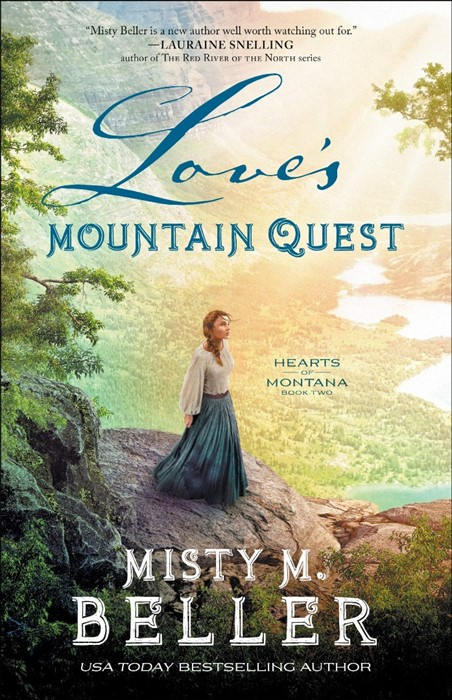 Love's Mountain Quest (Paperback)