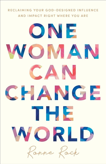 One Woman Can Change the World (Paperback)