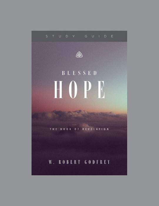 Blessed Hope Study Guide (Paperback)