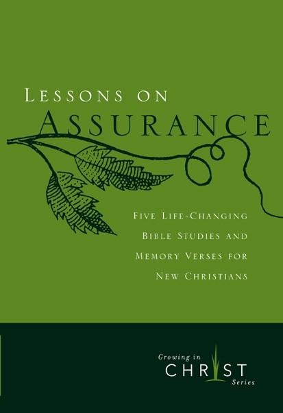 Lessons On Assurance (Pamphlet)