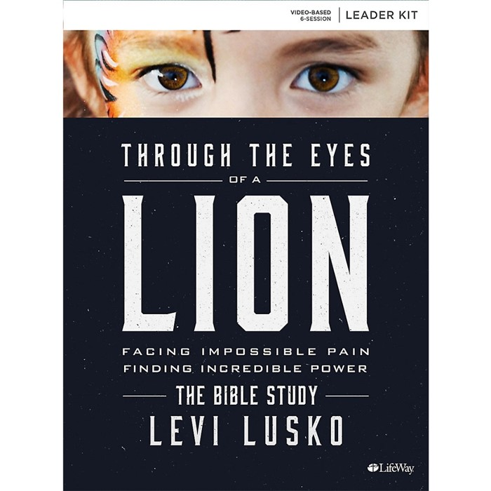 Through the Eyes of a Lion Leader Kit (Kit)
