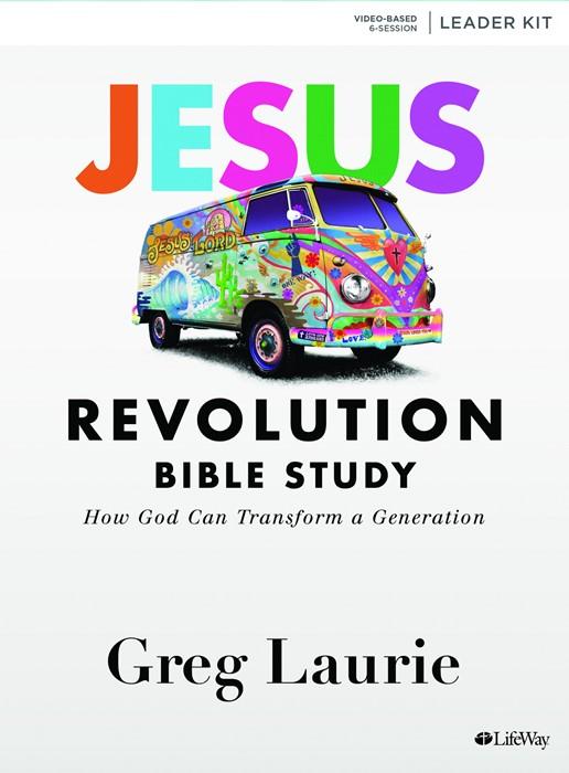 Jesus Revolution Leader Kit (Kit)
