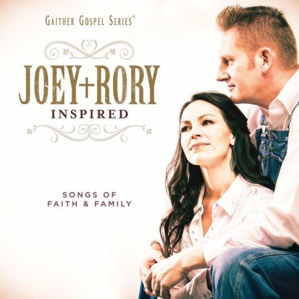 Joey and Rory Inspired CD (CD-Audio)