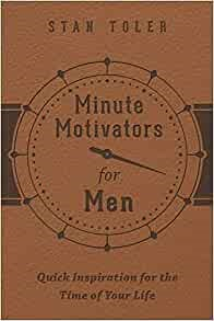Minute Motivators for Men (Imitation Leather)