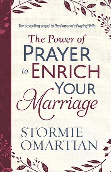 The Power of Prayer to Enrich Your Marriage (Paperback)