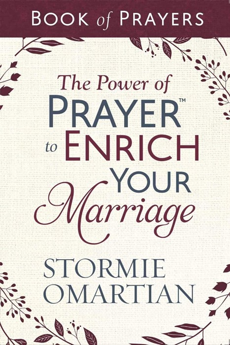 The Power of Prayer to Enrich Your Marriage Book of Prayers (Paperback)