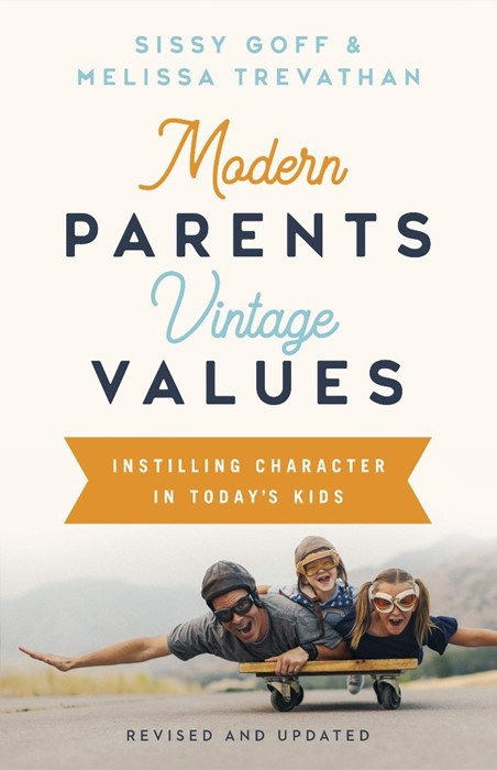 Modern Parents, Vintage Values, Revised and Updated (Paperback)