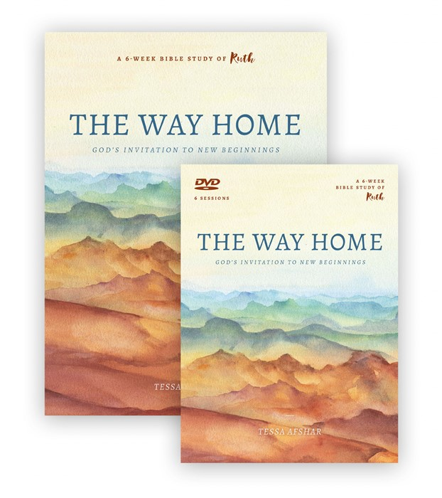 The Way Home DVD Study (DVD)