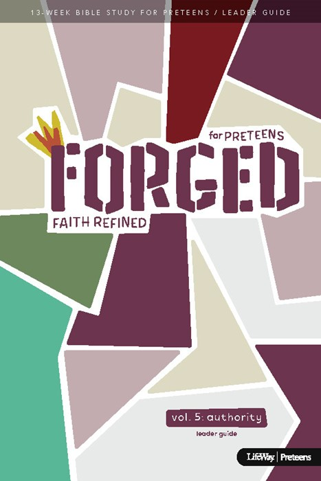 Forged: Faith Refined, Volume 5 Leader Guide (Paperback)
