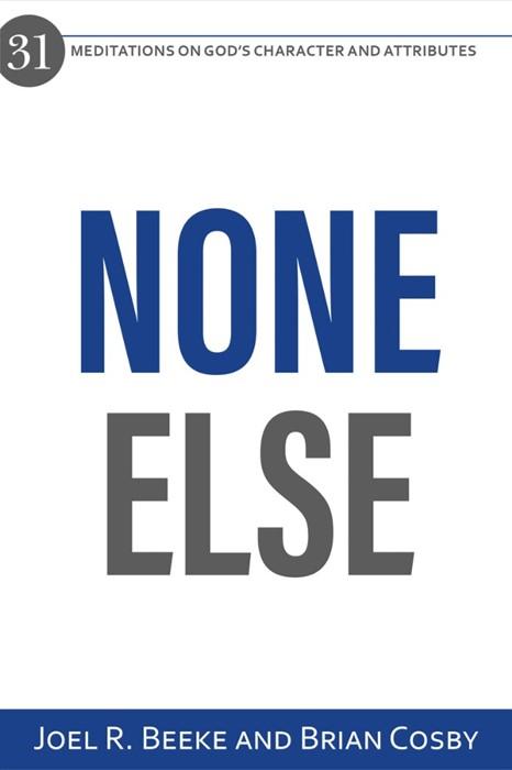 None Else (Paperback)